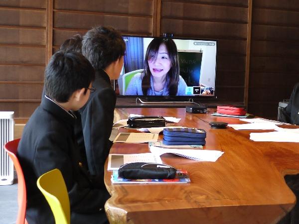 東吉野村オフィスキャンプでのWEB講座