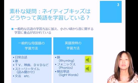 もう一度英語に挑戦!フォニックスで発音の基礎から始めよう・1